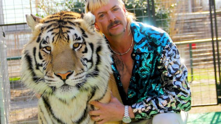 Joe Exotic has limo waiting as he expects presidential pardon from Donald Trump