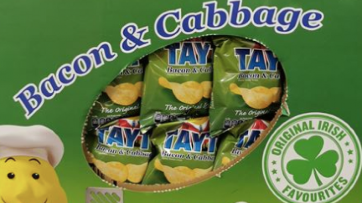 Tayto have launched two brand new crisp flavours for you to get stuck into