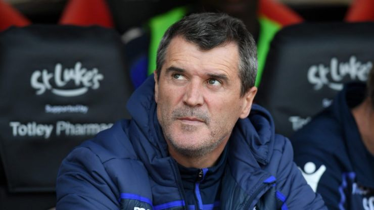 Roy Keane is making his return to the Late Late Show tomorrow night
