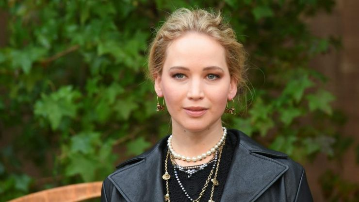 Jennifer Lawrence is set to star in a new sci-fi comedy for Netflix