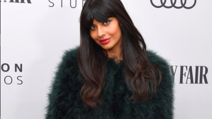 Jameela Jamil addresses 'cruel' and 'scary' online abuse she received last week