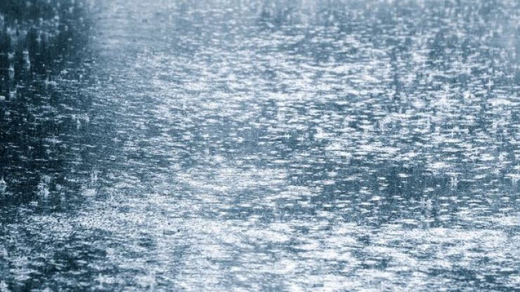Yellow rainfall weather warning issued for seven counties