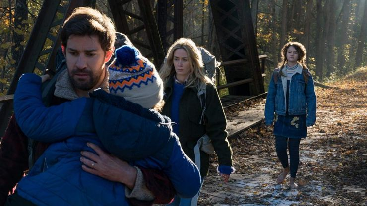 Better mark the calendars, A Quiet Place is coming to Netflix on Friday