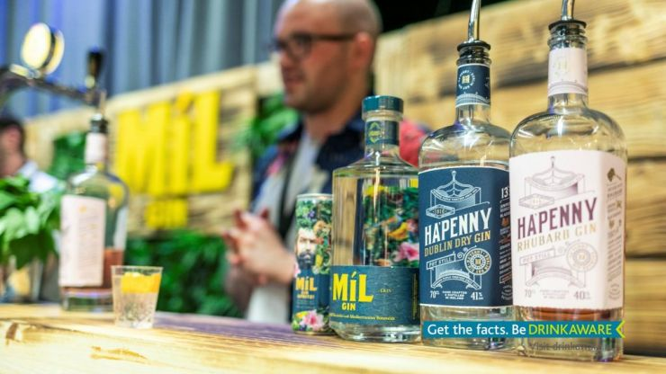 Gin, coffee, cocktail competitions and more - get your food and drink on at Dublin Drinks Mixer