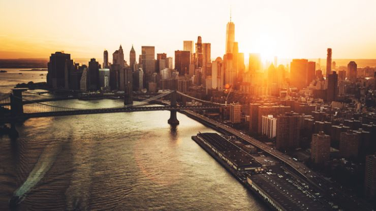PSA: You can get paid to explore New York and live rent-free for three months