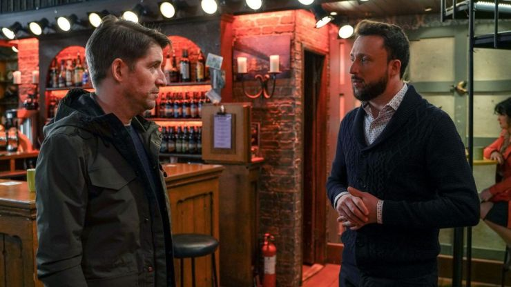 Cristiano comes face to face with Will on tonight's Fair City