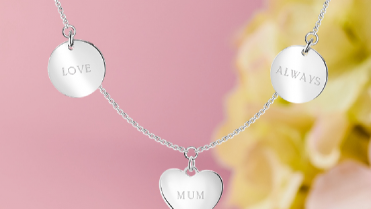 THOMAS SABO's engravable classics re-imagined just in time for Mother's Day