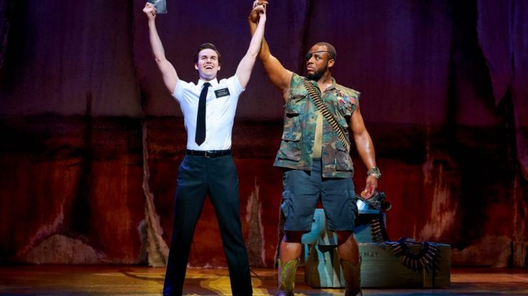 The Dublin dates for Book of Mormon have been revealed and tickets go on sale this week