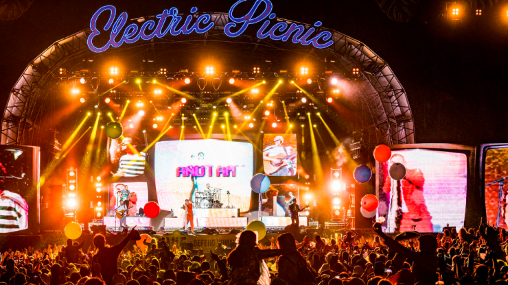 Electric Picnic organiser comments on absence of female headliners from 2020 lineup