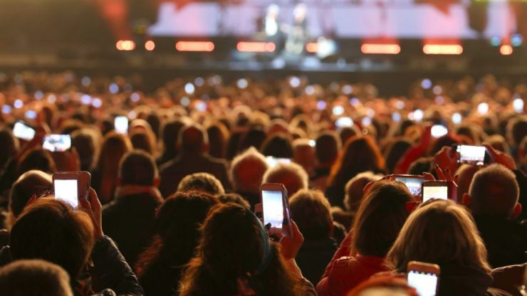 Fans could be required to prove Covid-19 vaccination or test for concerts