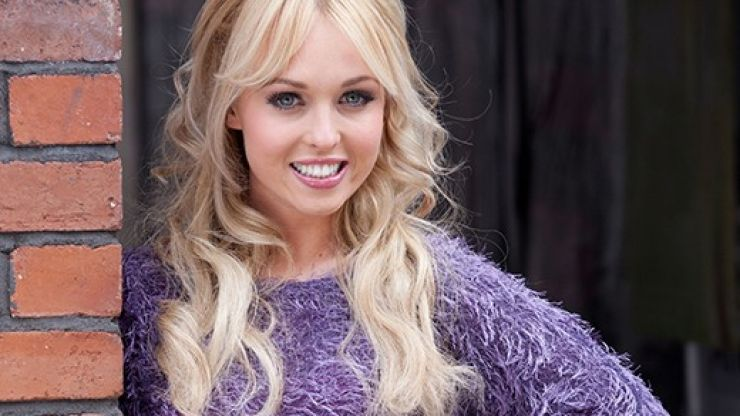 Jorgie Porter is 'returning to Hollyoaks' to celebrate the soap's 25th anniversary