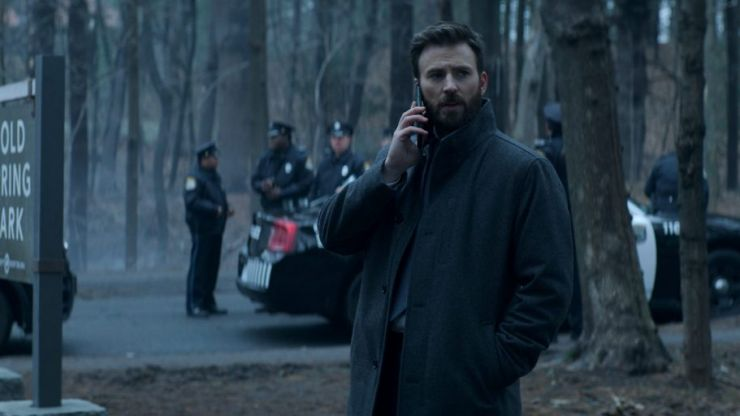 Chris Evans is a man on a mission in the trailer for the gripping new drama Defending Jacob