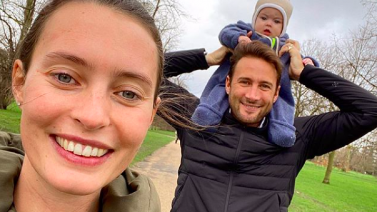 Deliciously Ella's Ella Mills reveals she is expecting her second child