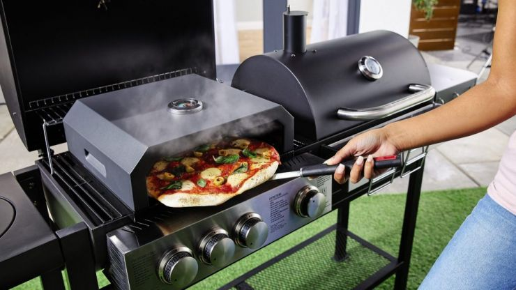 A €49.99 pizza oven arrives at Aldi next week and that'll keep us busy for a while