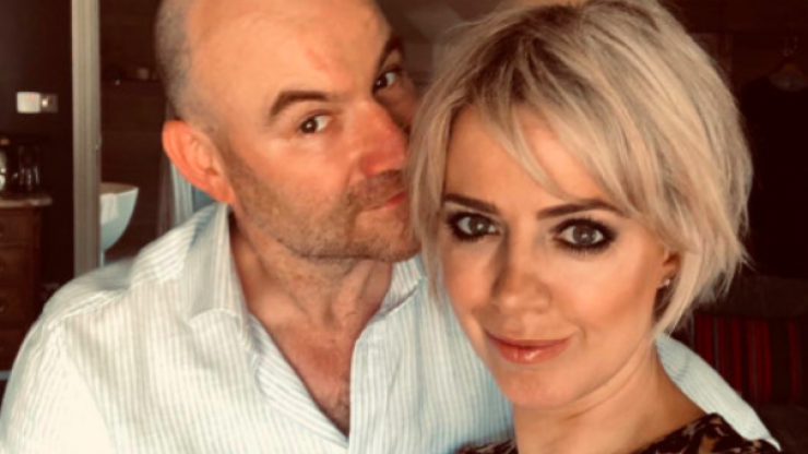 Real life Corrie couple Sally Carman and Joe Duttine have gotten engaged