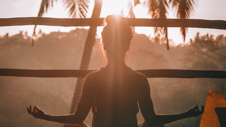 Three simple yoga moves to try as part of your morning routine