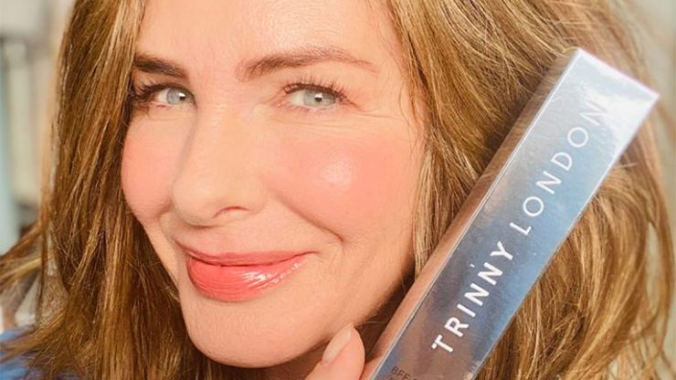 Trinny Woodall's €45 tinted moisturising serum  seriously transformed my skin