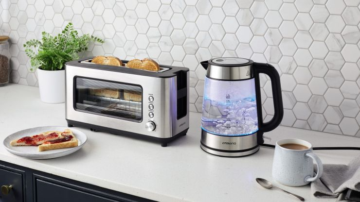 Homeware must haves: Aldi's see-through toaster is back and we kind of need it