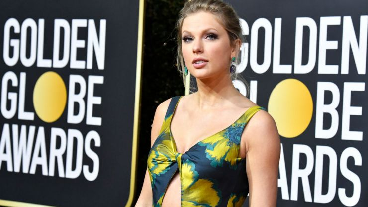 Taylor Swift is returning to the big screen with some more famous faces