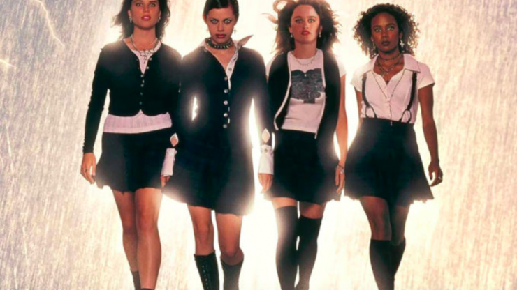 The Craft reboot is coming - and just in time for Halloween