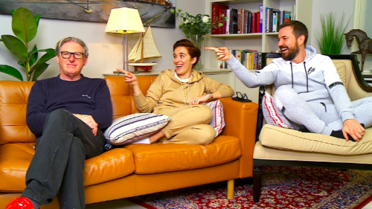 Line Of Duty cast join Celebrity Gogglebox for Stand Up To Cancer