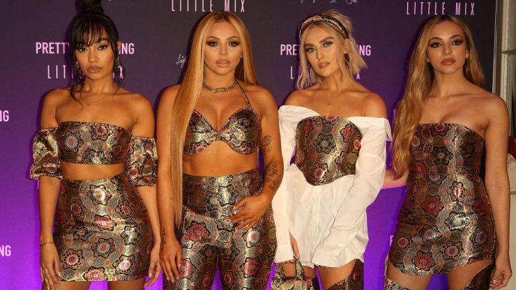 Little Mix reportedly have plans to go solo as Jesy takes times away from band