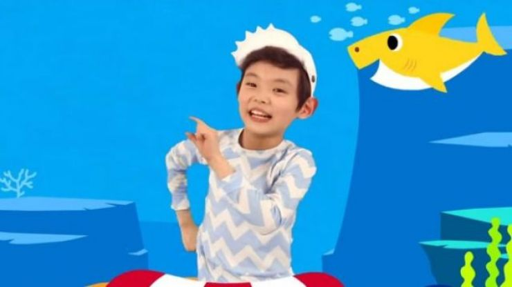 Baby Shark has just become the most watched YouTube video EVER