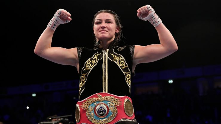 Katie Taylor nominated for prestigious BBC Sports Personality of the Year award