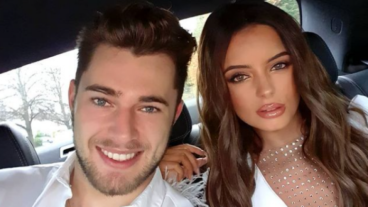 'I feel betrayed': Curtis Pritchard on Maura Higgins and Chris Taylor's relationship