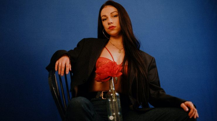 """R&B's Melina Malone: """"Girls are pitted against each other, we're compared constantly"""""""