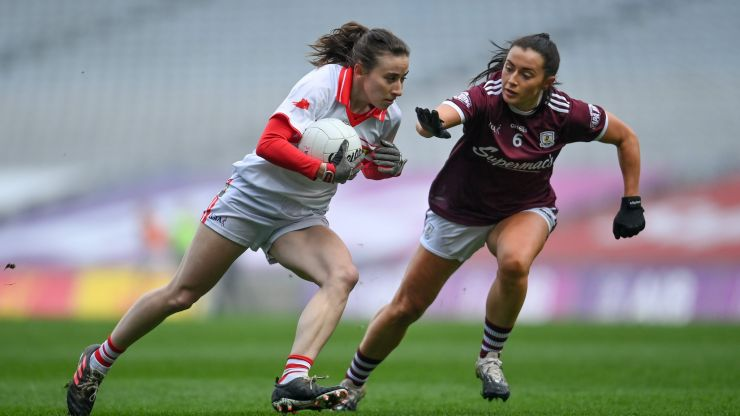 "Galway women's team given ""7 minutes to warm up"" ahead of All-Ireland semi final"