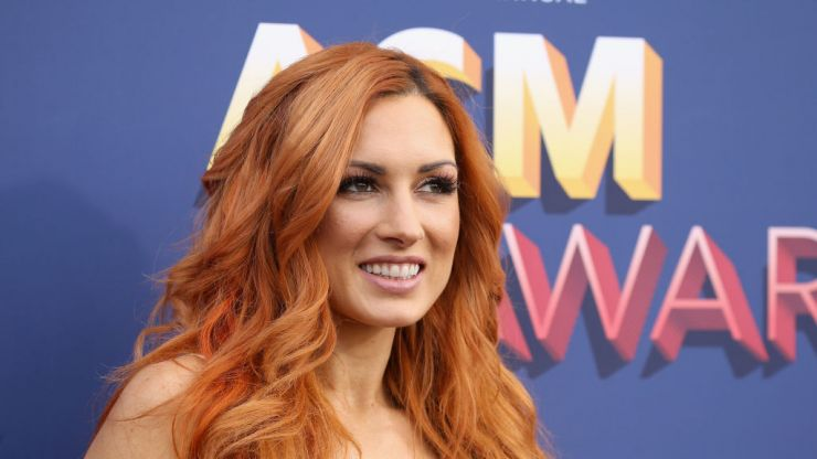 Irish WWE star Becky Lynch welcomes first child with Seth Rollins