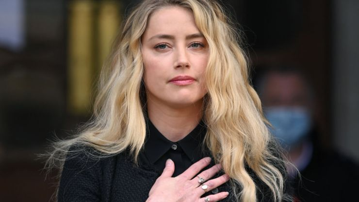 Amber Heard reportedly in talks for Pirates of the Caribbean all-female spin-off