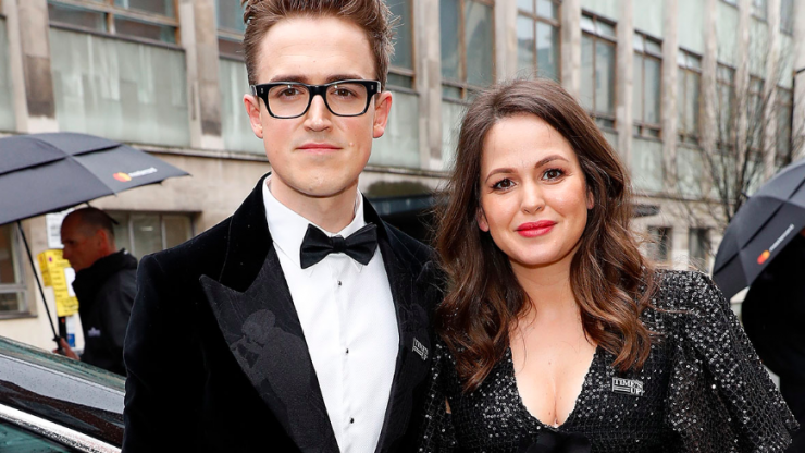 """""""It took me years to be able to talk about it:"""" Giovanna Fletcher discusses early miscarriage"""