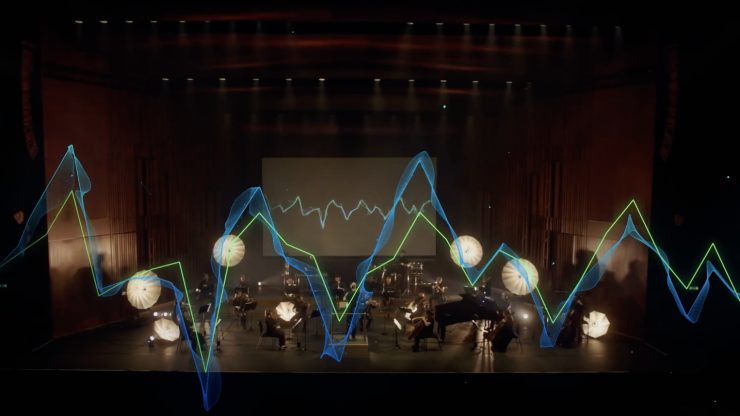 Fitbit composed a symphony based on data around the stress of 2020 and it's so fascinating!