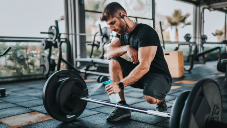 """You are """"extremely"""" unlikely to catch Covid-19 at the gym, study says"""