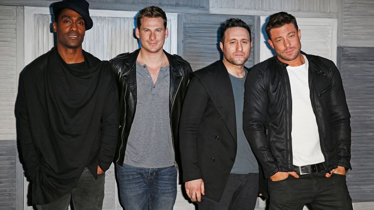 Don't panic, but a Blue reunion could be happening next year