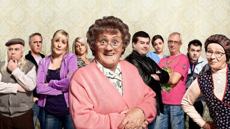 Mrs Brown's Boys to continue until at least 2026, Brendan O'Carroll confirms