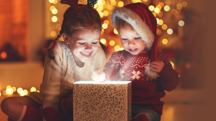 Jervis Shopping Centre adds the magic to Christmas with the chance to win a €1,000 gift card