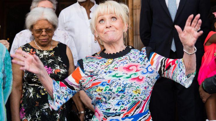 EastEnders and Carry On legend Barbara Windsor dies aged 83