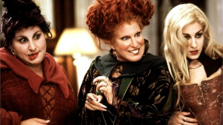 Disney officially announce Sister Act 3 AND Hocus Pocus 2 are coming