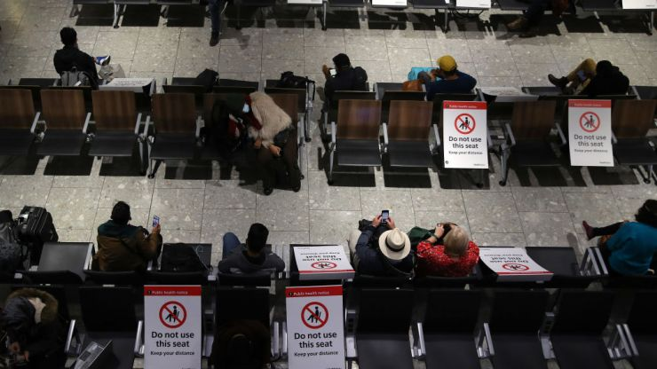 Restrictions on international travel likely to remain until the end of June