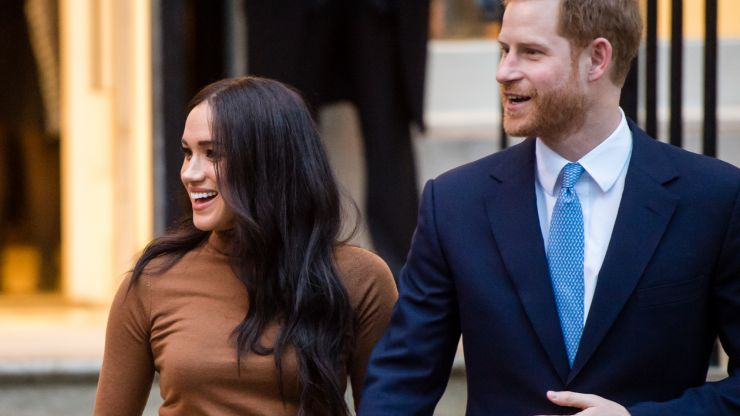 Prince Harry and Meghan Markle announce first Netflix show