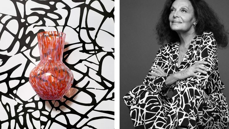 H&M Home's limited edition collection with Diane von Furstenberg is about to hit stores