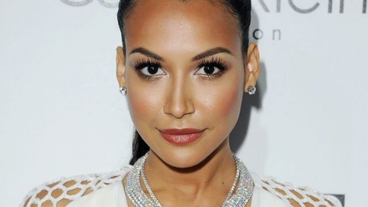 Glee cast reunite to pay touching tribute to Naya Rivera