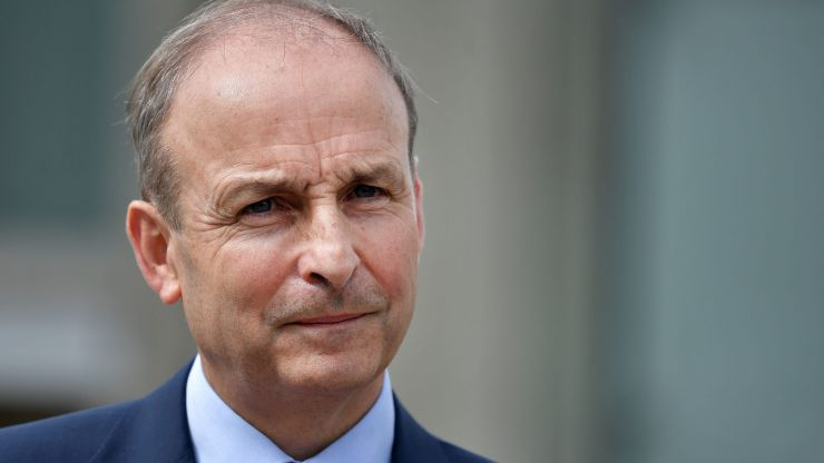 Taoiseach Micheál Martin says hotels across Ireland could reopen by June