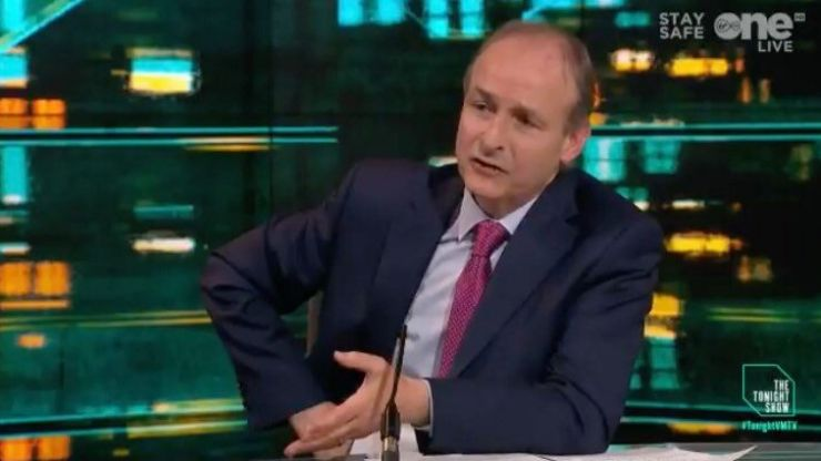 """Taoiseach Michéal Martin """"can never be definitive"""" that Ireland won't face another lockdown by winter"""