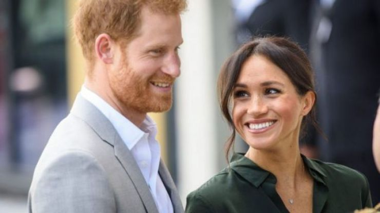 Bookies reckon Harry and Meghan will name their baby girl 'Diana'