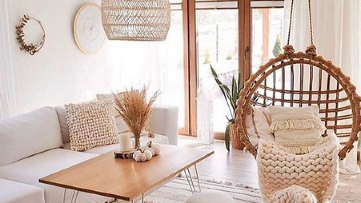 According to Instagram users, these will be the biggest interior trends in 2021