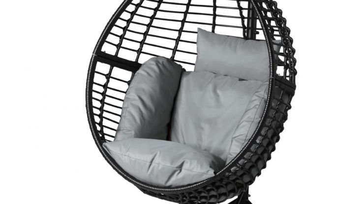 Lidl's hanging egg chair is coming back to stores this month